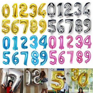 40-034-Giant-Foil-Number-Balloons-Wedding-letter-Air-Helium-Birthday-Age-Party