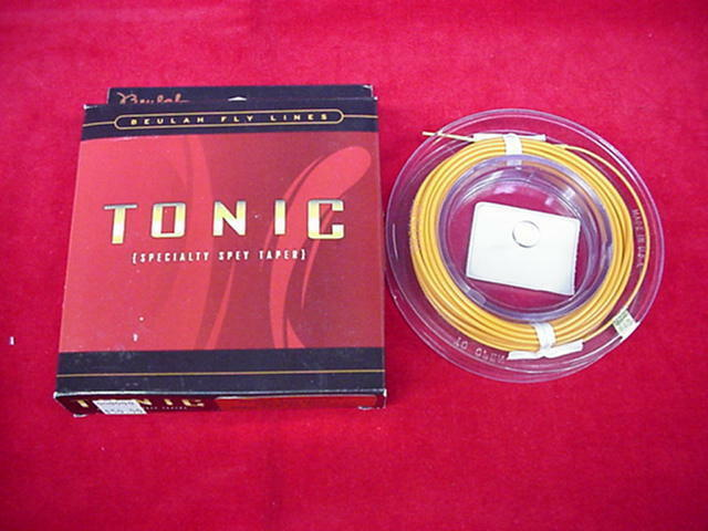Beulah Fly Line Tonic Switch Spey 325 Grain GREAT NEW