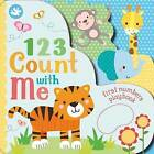 Little Learners 123, Count with Me: First Numbers Playbook by Parragon Editors (Board book, 2016)
