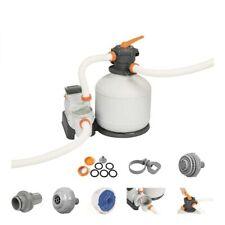 Pompe De Filtration A Sable 3 785 L H Bestway 58400 Achetez Sur Ebay
