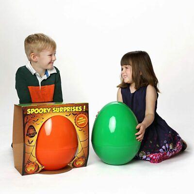 Sparkle Glitter Giant Plastic Egg Ready To Fill Jumbo Surprise Egg 14/'/' High UK Supplier