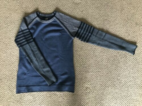 prAna Women's Cadot Sweater Blue Size XS
