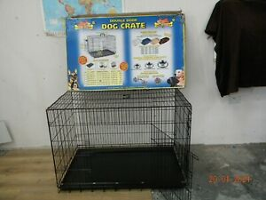A-Den-Marketing-LTD-Quality-Product-Double-door-Dog-crate-49-034-x-29-034-X-32-034-size-6