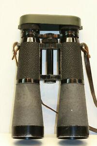 Zeiss-Hensoldt-8-x-56-Binoculares-Nacht-Noche-Vidrio-Schott-con-Plomo-Vidrio