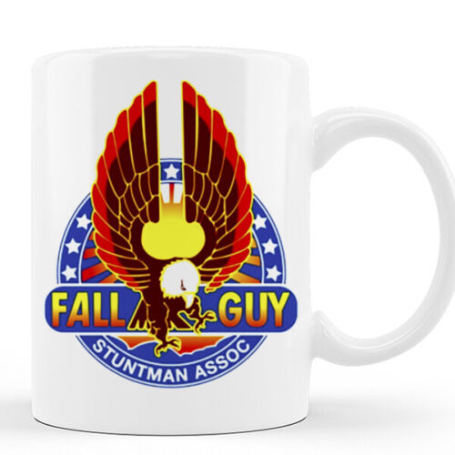 Funny Fall Guy Coffee Tea Mugs Gifts Cup Gaming Mug Cute Mugs 11 OZ