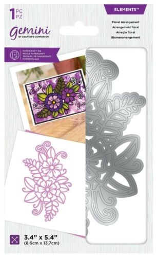 Layered Engraving Dies by Crafters Companion Gemini