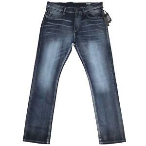 Ash Stretch e Skinny Jeans 32x31 Size x Mens 109 Basic Blast Buffalo sbiancato SwqEYpxna