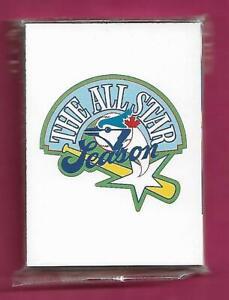 1991-TORONTO-BLUE-JAYS-THE-ALL-STAR-SEAL-SET-CARD-INV-C1034