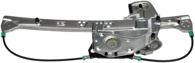 ACDelco 11A663 Professional Front Driver Side Power Window Regulator with Motor