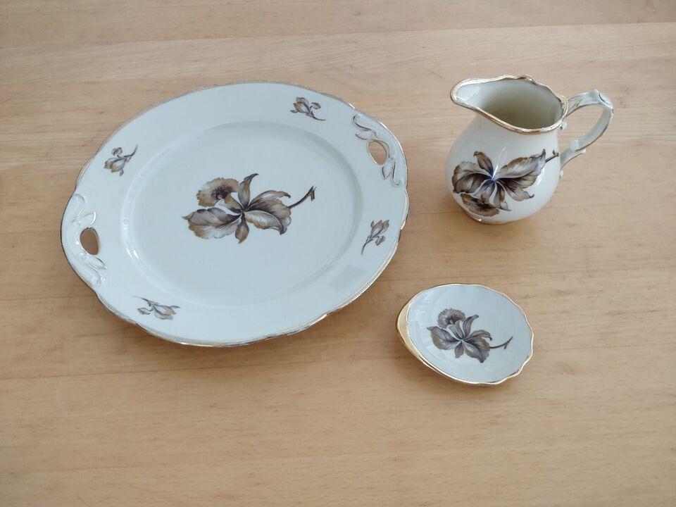 Porcelæn, Fad