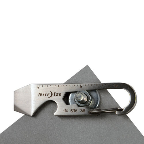 NiteIze Doohickey Key Tool Five-in-one Multi Tool Bottle Opener KMT NEW