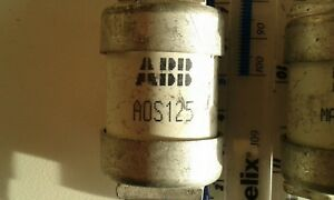 ABB AOS125 gG125 Amp 415 Volt HRC Fuse BS 88 Tested and  Working Free PampP UK - Wirral, United Kingdom - ABB AOS125 gG125 Amp 415 Volt HRC Fuse BS 88 Tested and  Working Free PampP UK - Wirral, United Kingdom