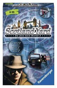 Scotland Yard - The Hunt for Mr X - London Board Game