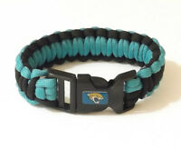 Jacksonville Jaguars Survivor Bracelet 22814-1 Football Survival Sports Jewelry
