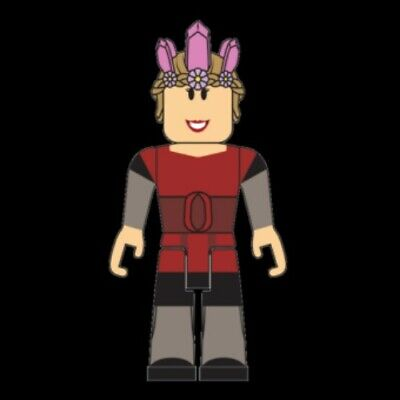 The Queen Roblox Roblox Series 7 Mystery Box Time Clash Warrior Queen Brand New W Code Box Ebay