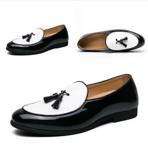 Details about  /38-48 Men Dress Formal Business Shoes Pointy Toe Work Office Oxfords Nightclub L