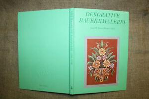 Bauernstuben Möbelmalerei AnpassungsfäHig Fachbuch Bauernmalerei Bauernmöbel Holzmalerei Ddr Niedriger Preis