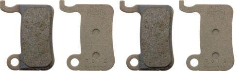 SHIMANO A01S BR-M775 RESIN COMPOUND DISC BICYCLE BRAKE PADS--2 PAIRS