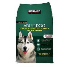 Kirkland Signature Super Premium Lamb Rice & Vegetable Dog Food 40 lbs.