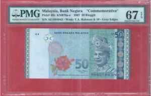 Malaysia-RM50-Commemorative-50th-Merdeka-12th-Series-Zeti-PMG-67-EPQ-AE1694942