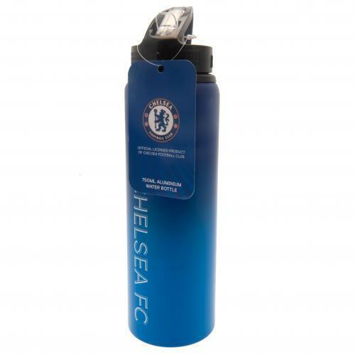 Chelsea CFC Aluminium Drinks Bottle XL