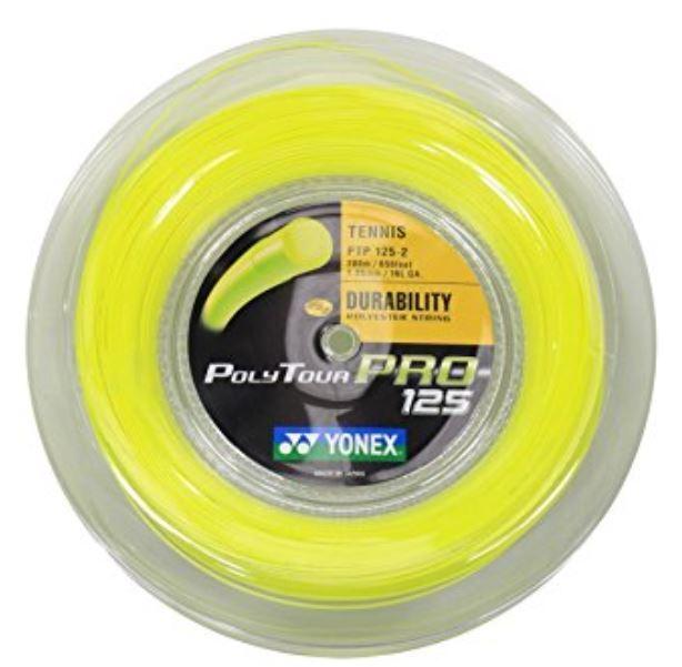 Yonex POLY TOUR PRO 125 200 M Corde Tennis