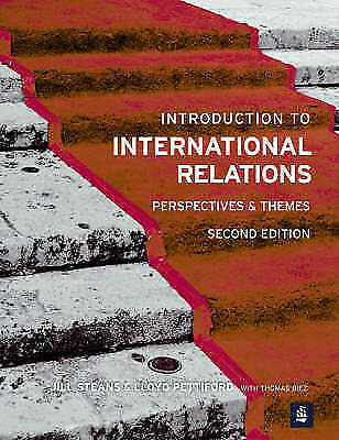 Introduction to International Relations: Perspectives and Themes (2nd-ExLibrary