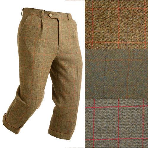 Nuevo Alan Paine Compton para Hombre Tweed Tirojoeo Breeks Trousers Talla 32 36 38 40