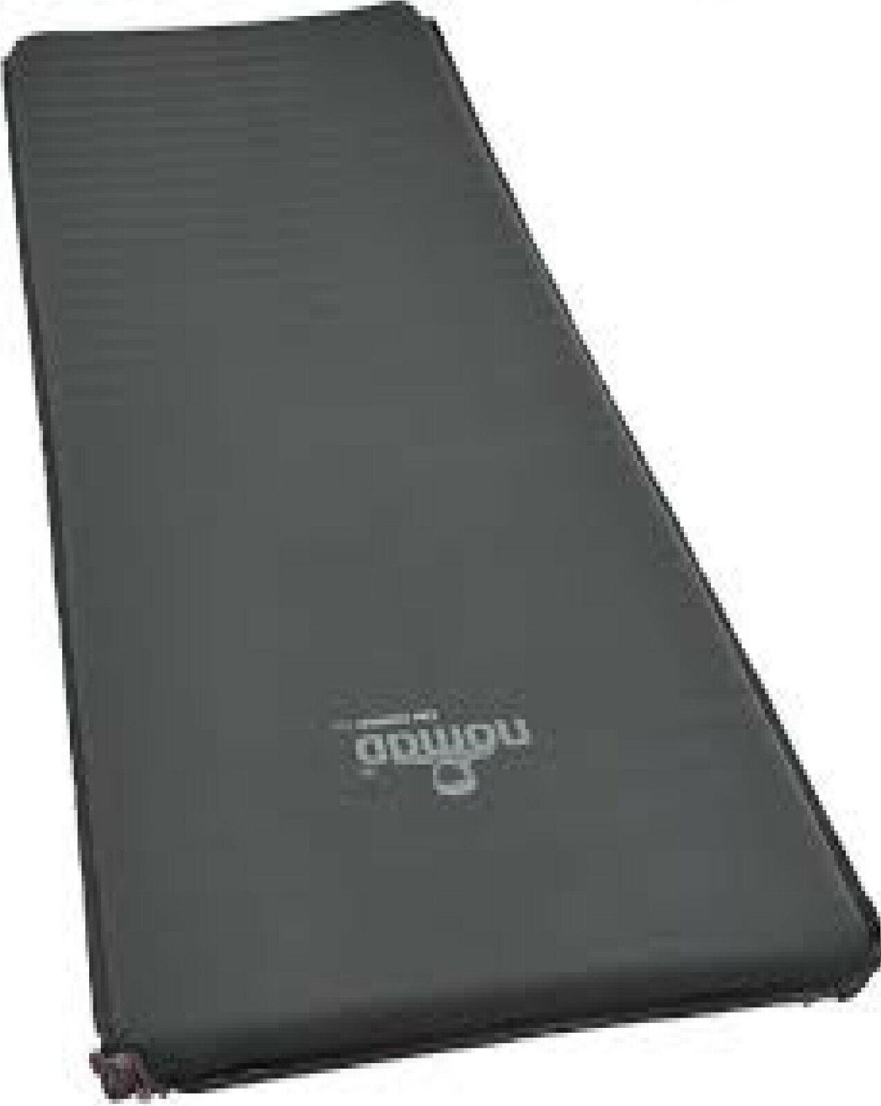 Nomad Lite Comfort Isomatte selbstaufblasend 5,0 oder 6,5 cm mittig gefalten NEU