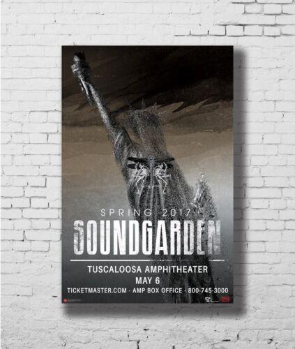 24x36 14x21 40 Poster 2017 Chris Cornell Soundgarden Concert USA Box Tour P-1439