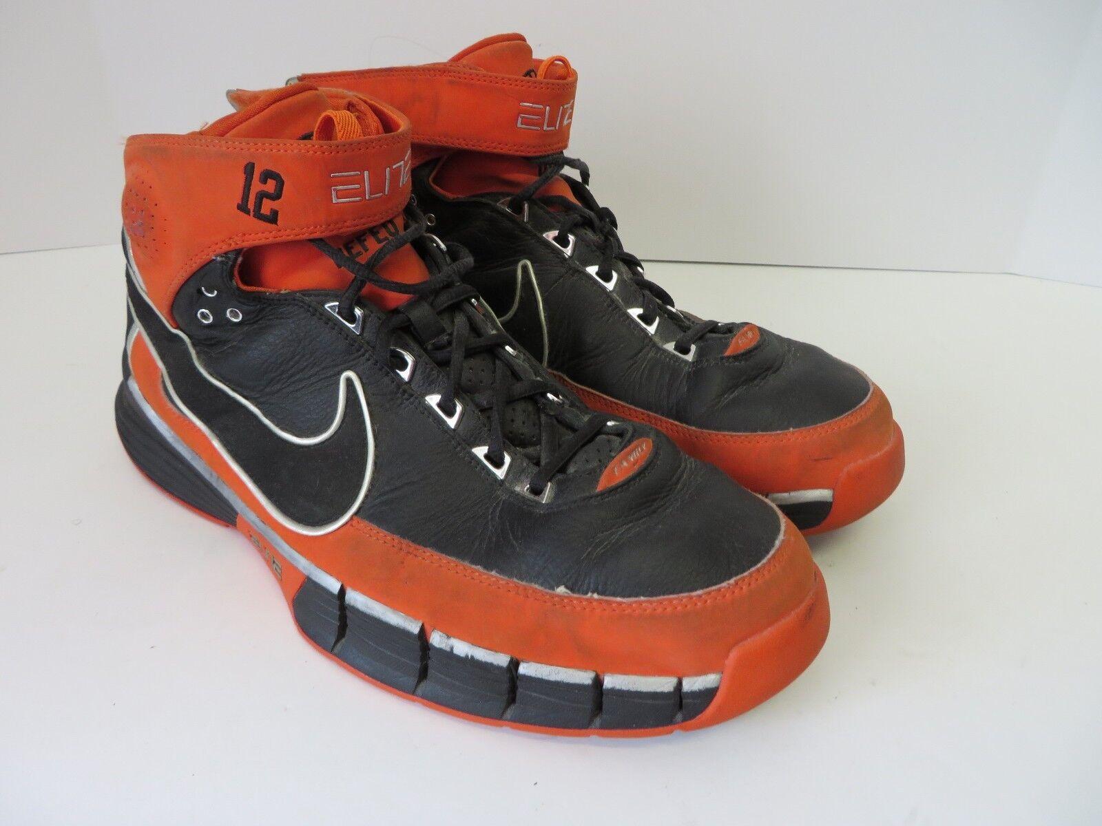 Scarpe Da Arancione Basket Nike Id 991 Huarache Elite 318509 FwCqCtA