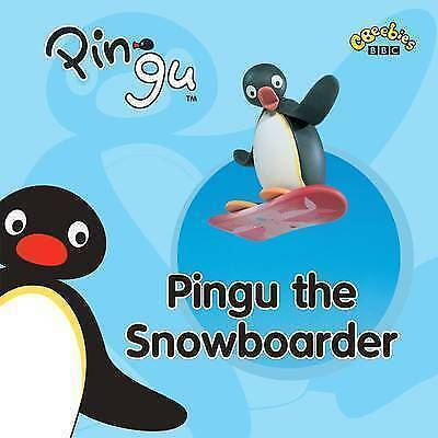 1 of 1 - (Good)-Pingu The Snowboarder (Paperback)-BBC-1405900059