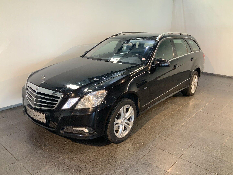 Mercedes-Benz E350 3,0 CDi Avantgarde stc. aut. BE