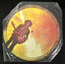 PICTURE DISC Jimi Hendrix Real Lighnin 0048