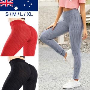Famous Tik Tok Yoga Pants Butt Lift Leggings Sports Gym Anti Cellulite Trousers