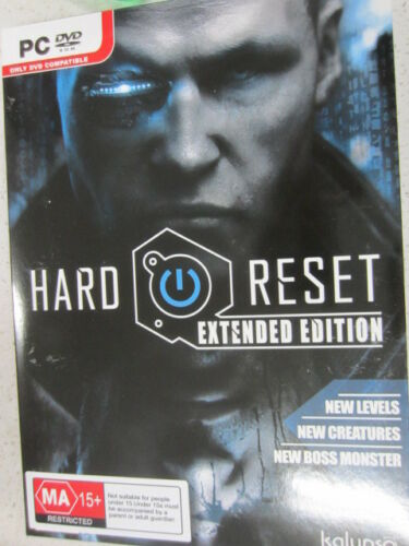 hard reset extended edition PC NEW