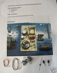 89 94 chevy s10 s 10 blazer digital cluster repair kit ebay rh ebay com