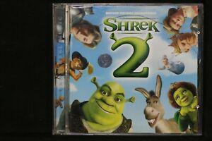 Shrek 2 Motion Picture Soundtrack Cd C855 Ebay