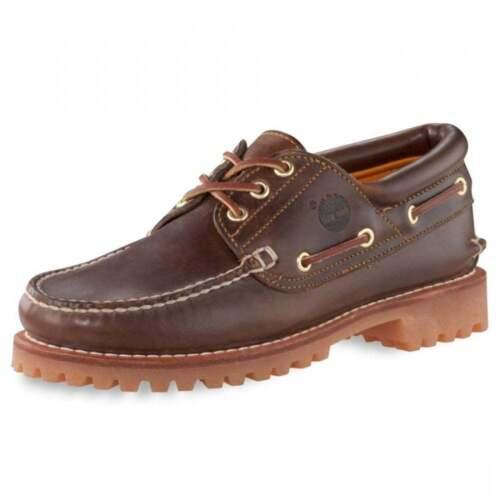hombre Timberland 3 marrón para Eye Up Zapato Classic Lug Pull P5qFT4
