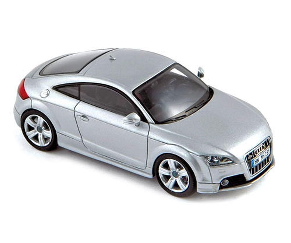 Norev 1 43  PM0072 Audi TTS Coupé (2010), silver - Provence Moulage