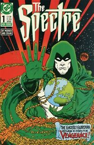 1987-THE-SPECTRE-1-amp-2-SET-OF-2-ISSUES-DC-COMICS-VF