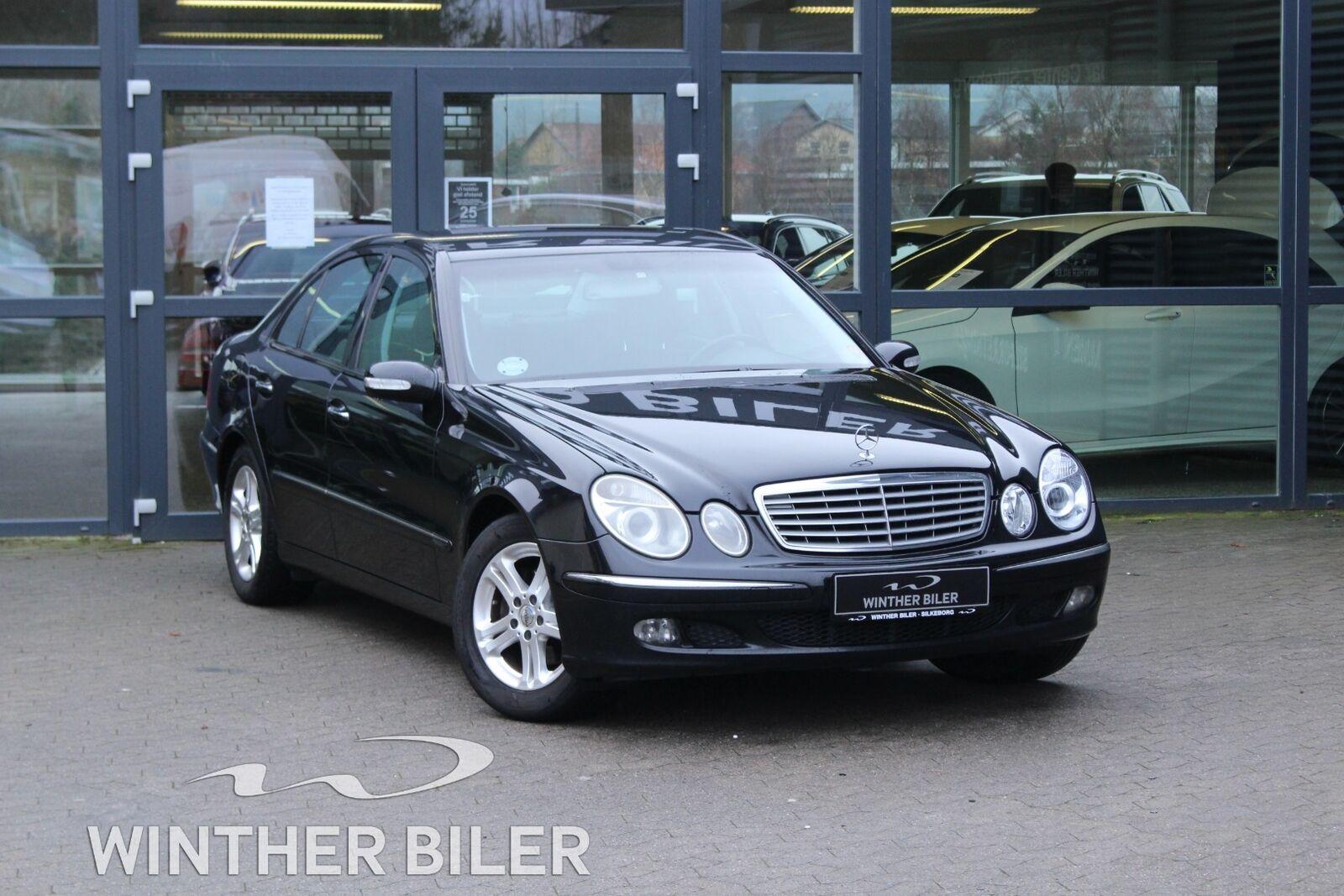 Mercedes E320 3,2 CDi aut. 4d
