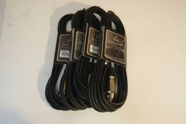 Artist MC20XX 20ft (6m) Mic Cable/Lead XLR-XLR - Unused