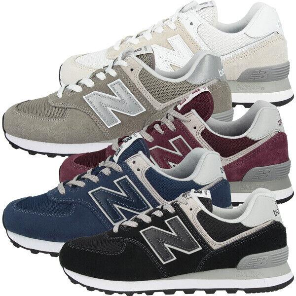 New Balance WL 574 Schuhe Damen Core Plus Turnschuhe Freizeit Turnschuhe WL574