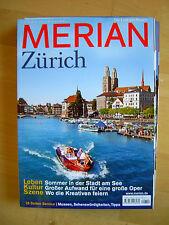 Merian Zürich 6/61 Jg 2008