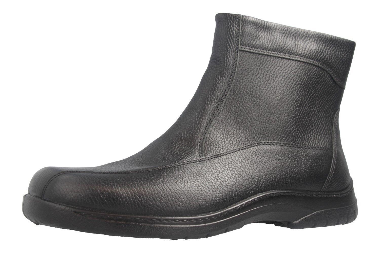 JOMOS - Herren Stiefel Übergrößen - Schwarz Schuhe in Übergrößen Stiefel 22810c