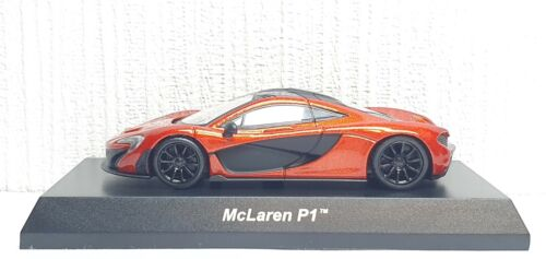 1//64 Kyosho MCLAREN P1 ORANGE diecast car model