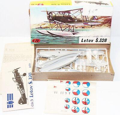 1//72 KP Models LETOV S.328 Czech Scout Floatplane