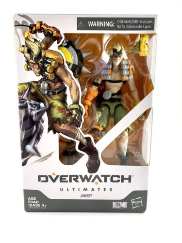 Junkrat Collectible Action Figure Overwatch Ultimate Series