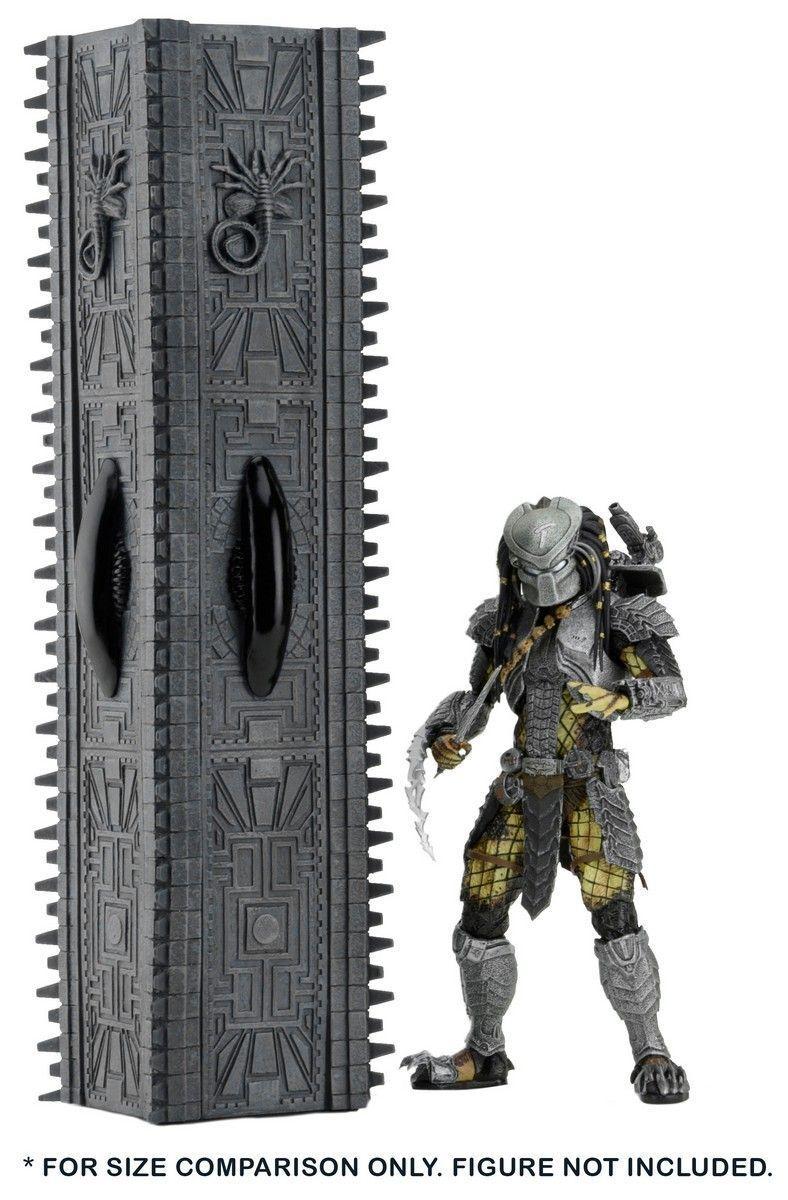 Alien vs Predator - Diorama Element Pyramid Pillar